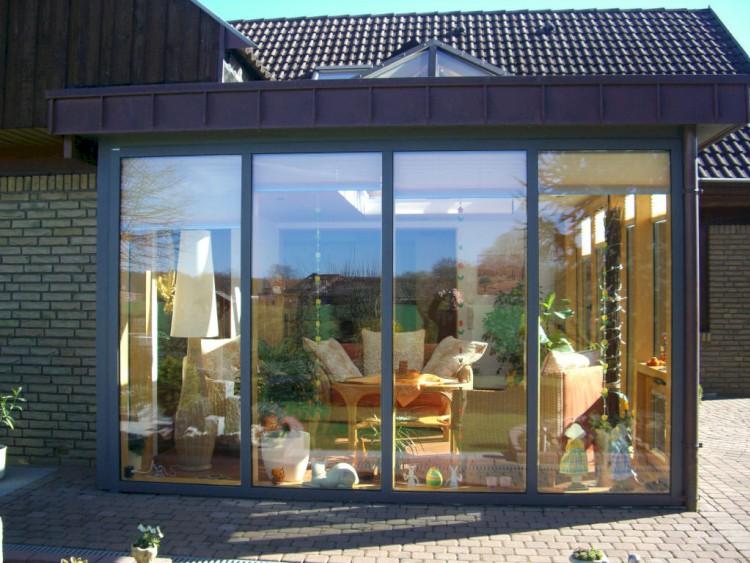 hamburg flachdach mit lichtkuppel biotrop winterg rten gmbh. Black Bedroom Furniture Sets. Home Design Ideas